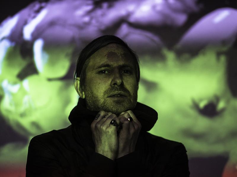 Blanck Mass' new album, <em>World Eater</em>, comes out March 3.