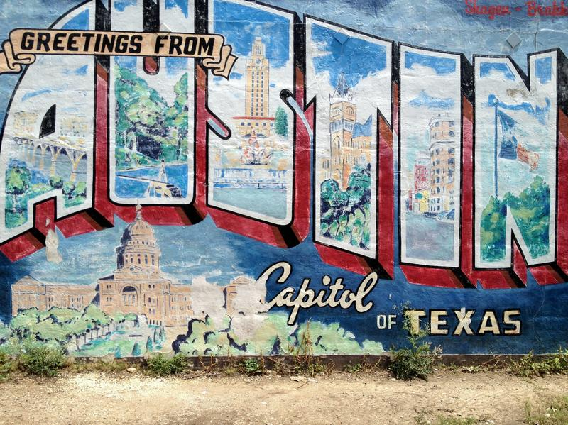 Welcome to Austin, capital of Texas.