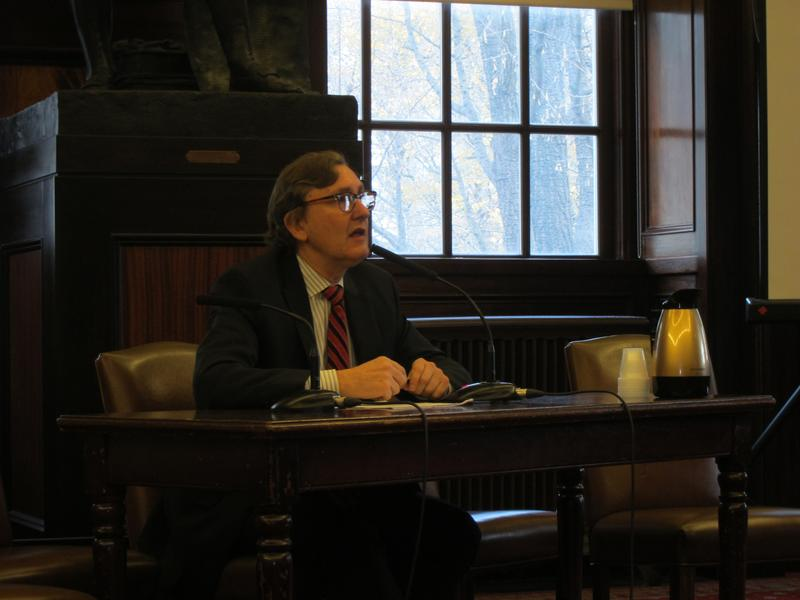 Douglas Kellner testified that while the election was an overall success for NYC, the city failed to prepare for the increased voter turnout.