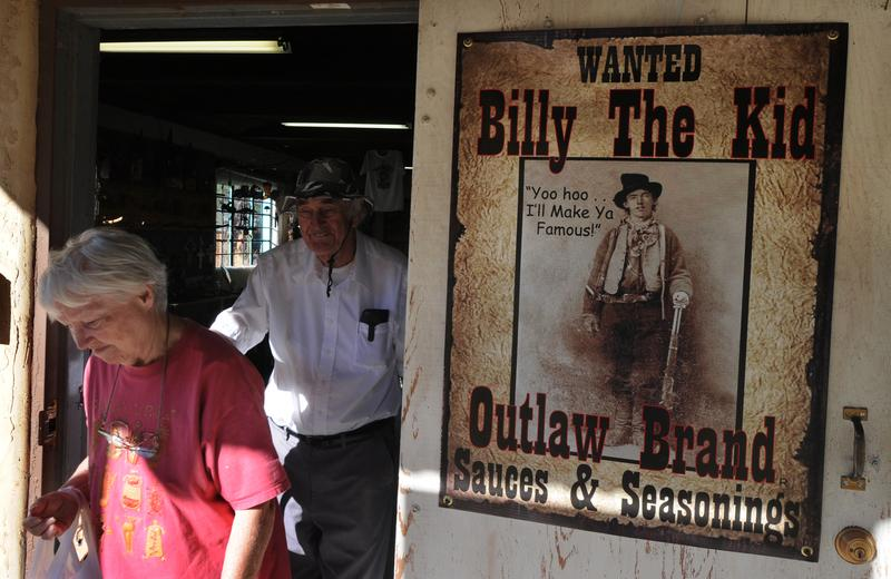 A Billy the Kid Poster