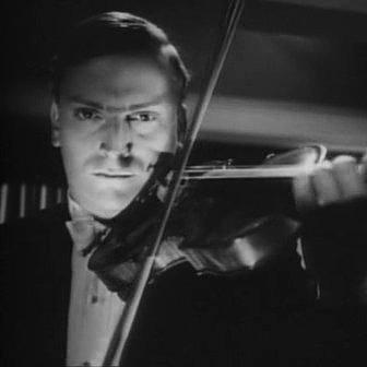 Yehudi Menuhin in the 1943 film Stage Door Canteen