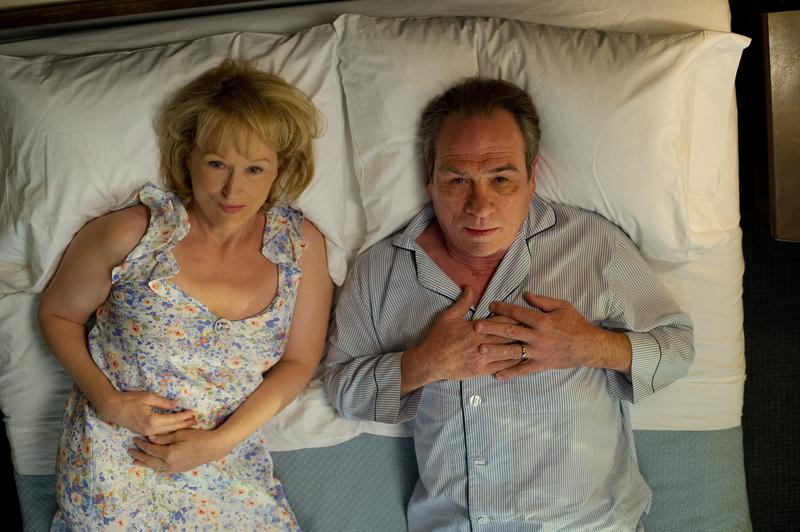 Meryl Streep and Tommy Lee Jones in 'Hope Springs.'