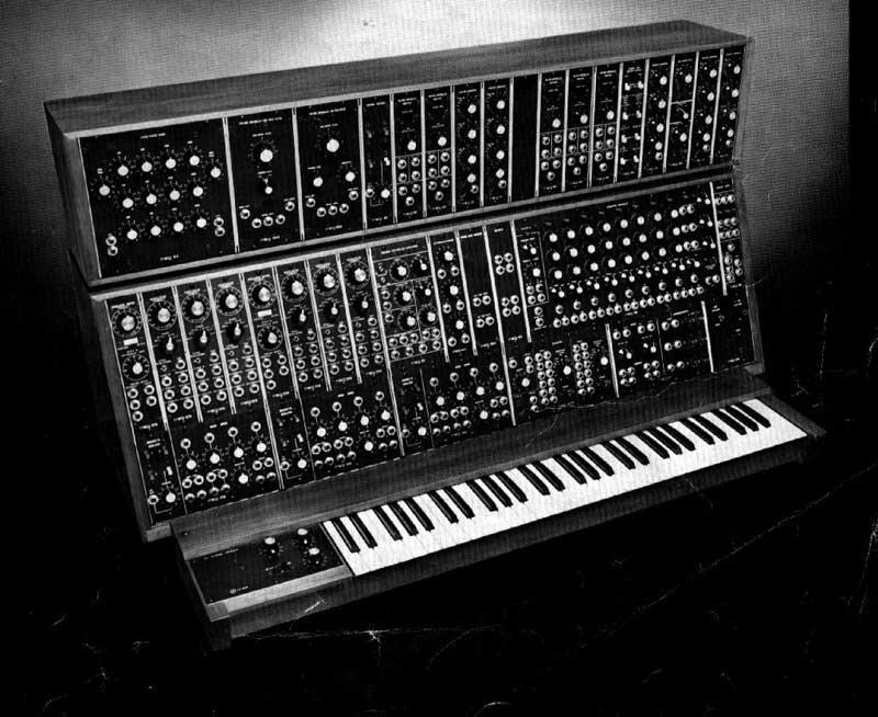 The Moog Modular 55 System