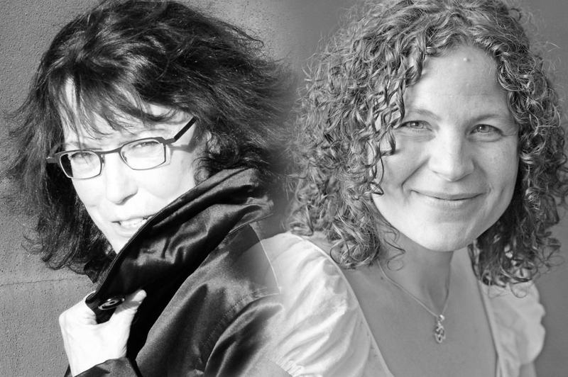 Donna Di Novella and Lucy Thurber