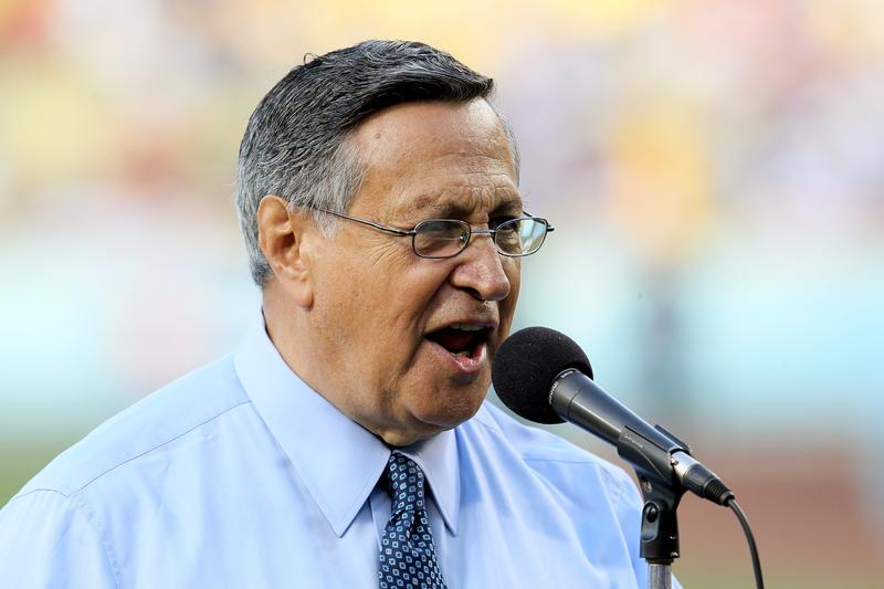 The Spanish-Language Voice of the Dodgers Says Being an