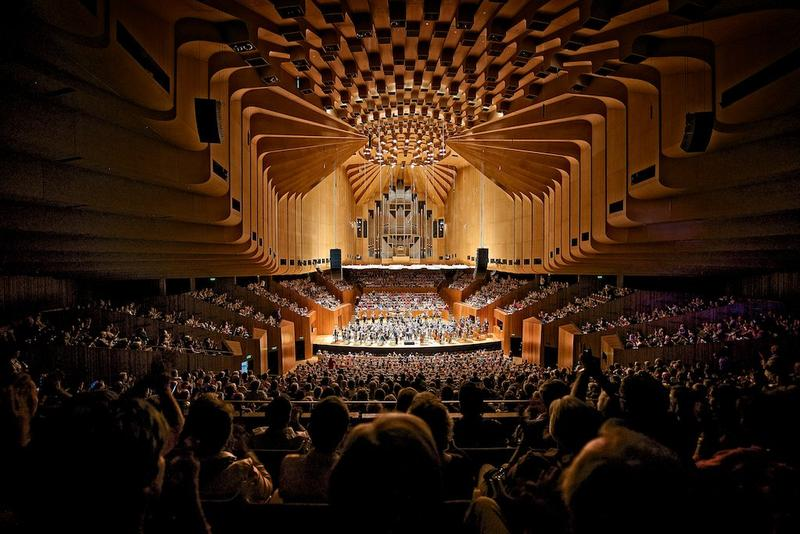 Ovation at the Sydney Symphony Orchestra
