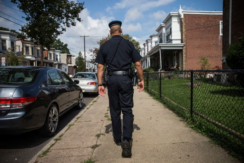Former Officer Seeks Accountability With Police Crime