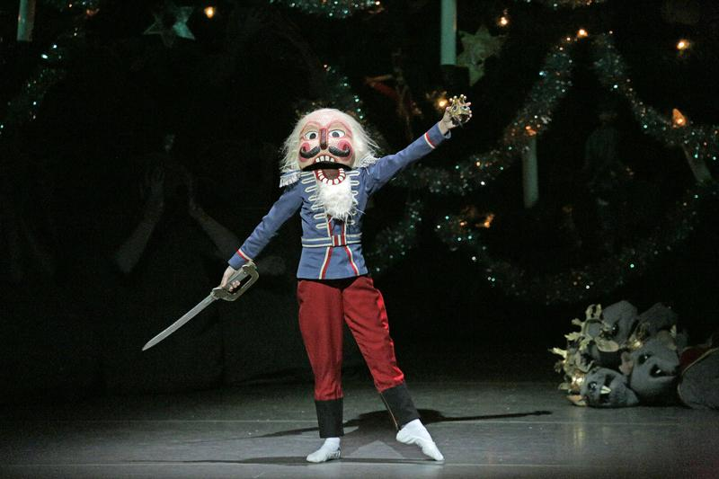 The Nutcracker Prince from 'George Balanchine's The Nutcracker' at New York City Ballet.