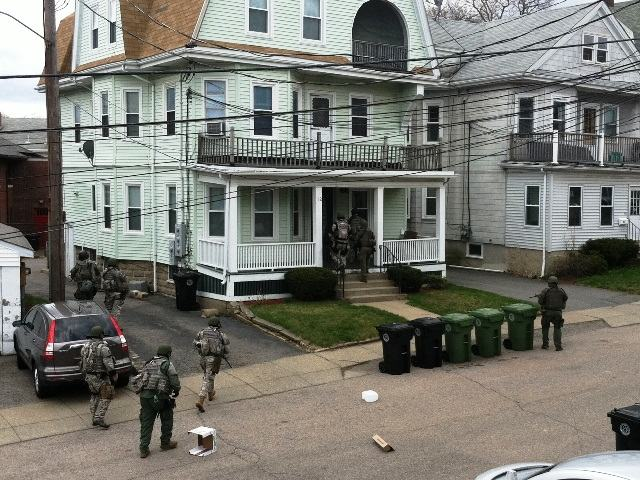 Knowing Your Neighbors: Boston Bombers Lived 200 Yards Away