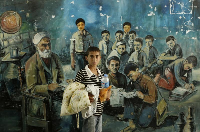 Growing Up in a Palestinian Refugee Camp   The Takeaway   WQXR