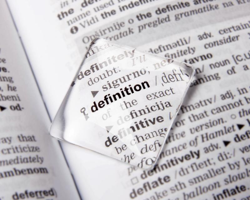 The Changing Definition Of A Dictionary Merriam Webster Charts A