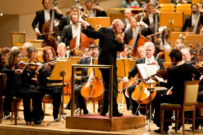 Christoph Eschenbach leads the National Symphony Orchestra