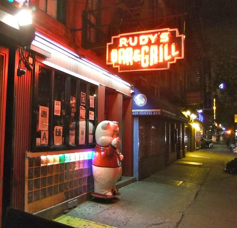 emily flake goes to church at rudy s bar the new yorker radio hour