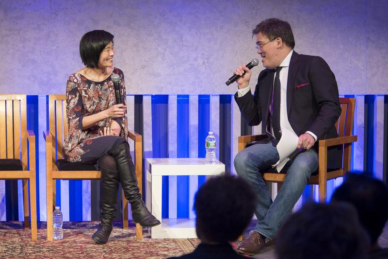 Violinist Jennifer Koh and Alan Gilbert discuss Koh's performance 'Shared Madness' at the 2016 NY Phil Biennial.