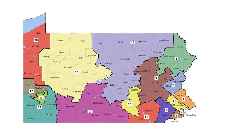 Pennsylvania\'s New Voting Map Could Help Dems in 2018 | The Takeaway ...