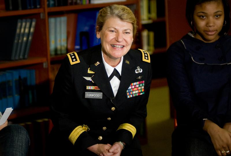 Meet The Armys First Female Four Star General The Takeaway Wnyc