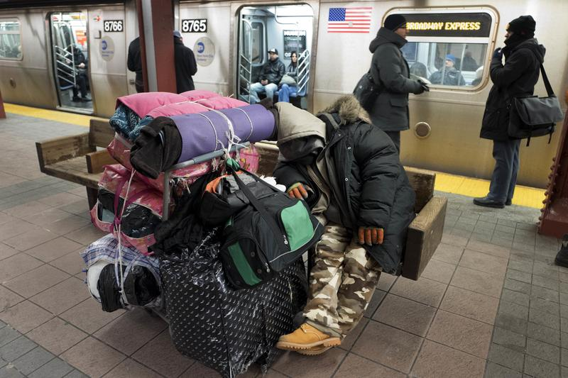 Image result for new york city homeless