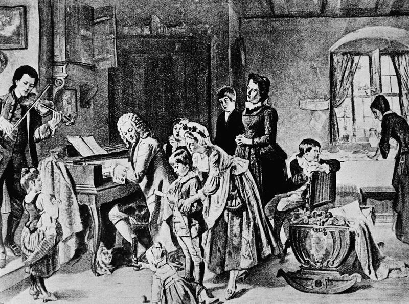 Johann Sebastian and The Wild Bunch.