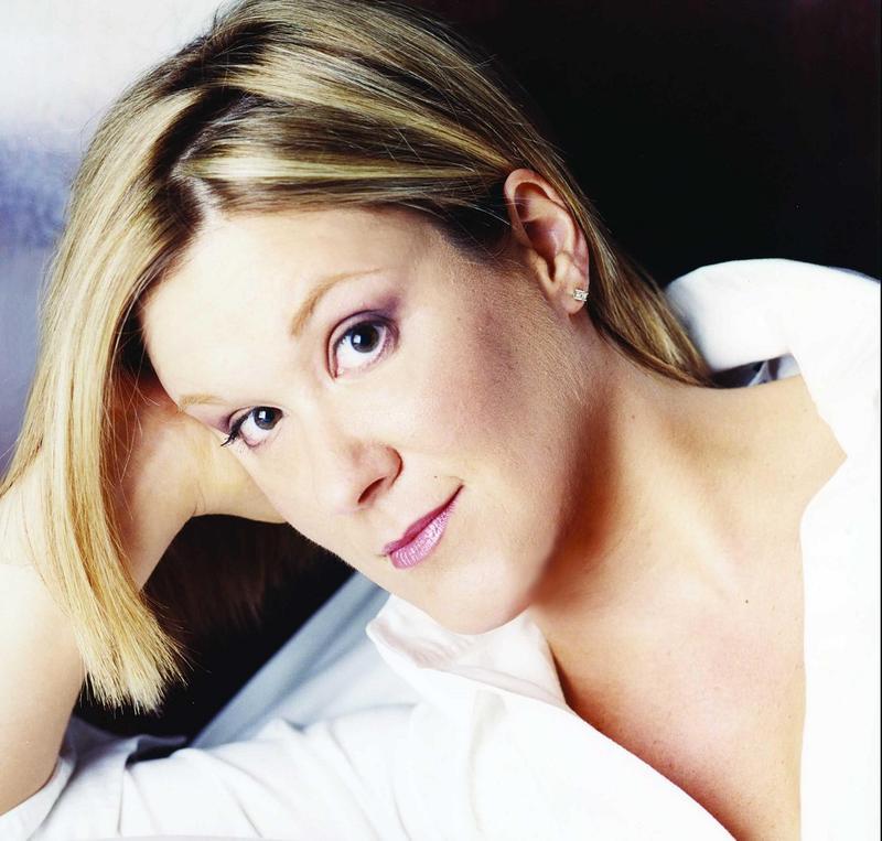 Alice Coote, mezzo-soprano.