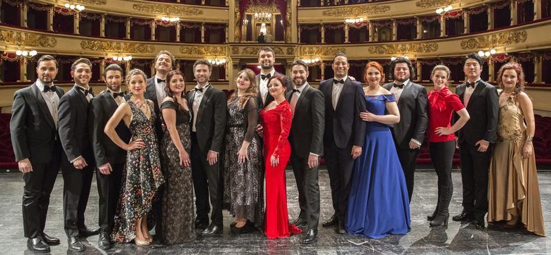 Accademia della Scala will perform Cherubini's Ali Babà e i quaranta ladroni (Ali Baba and the Forty Thieves) in Sept. 2018 at La Scala in Milan.