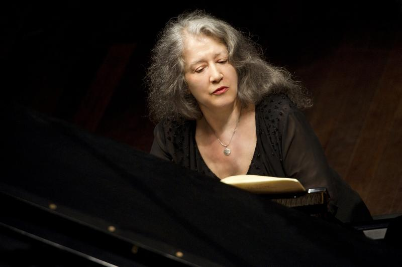 Martha Argerich, Lugano 2014 (6 May 2015)
