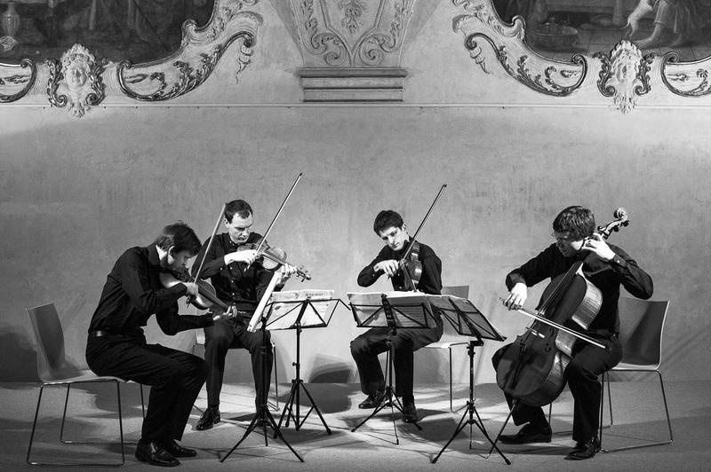 Bennewitz String Quartet.