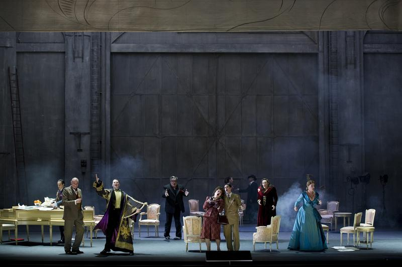 Richard Strauss' <em>Capriccio</em> from the Paris National Opera.