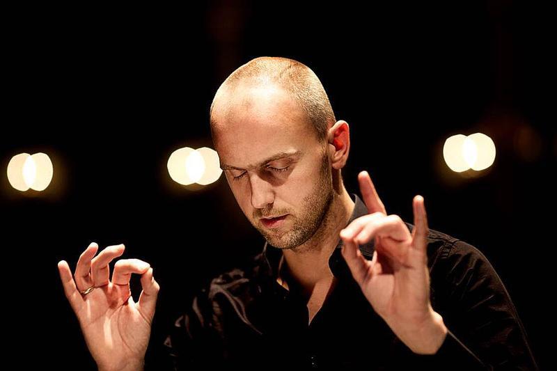 Peter Dijkstra of the Netherlands Chamber Choir