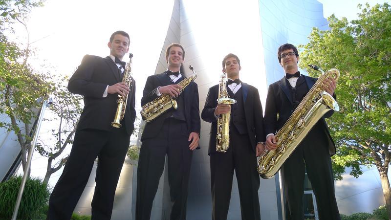 Donald Sinta Saxophone Quartet