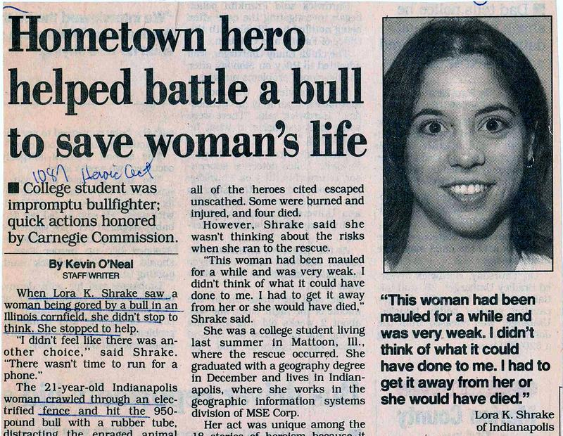 examples of everyday heroes