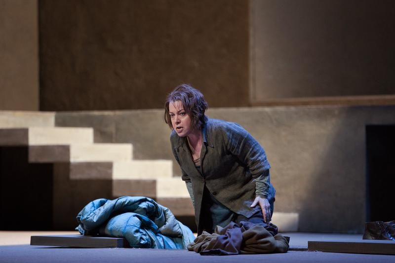 Swedish soprano Nina Stemme stars in the title role of 'Elektra.'