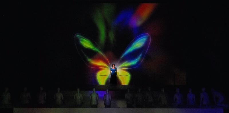 """""""Florencia en el Amazonas"""" at the Nashville Opera in January 2015."""