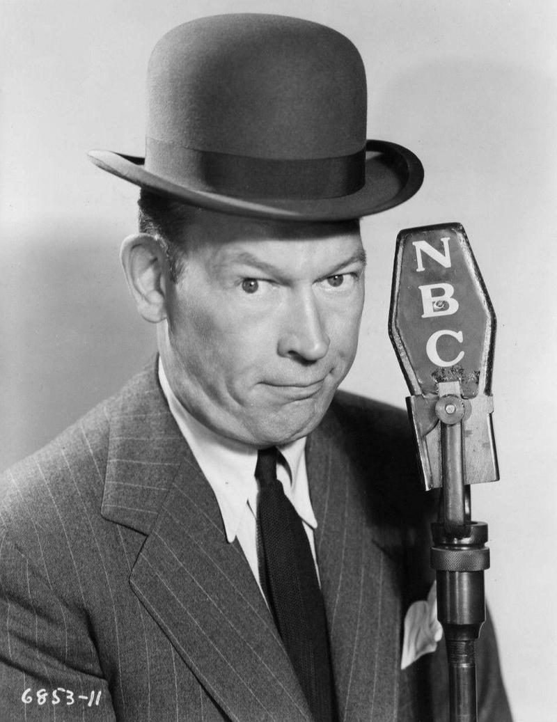 Fred Allen NBC radio