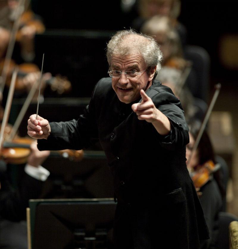 Osmo Vänskä, conductor