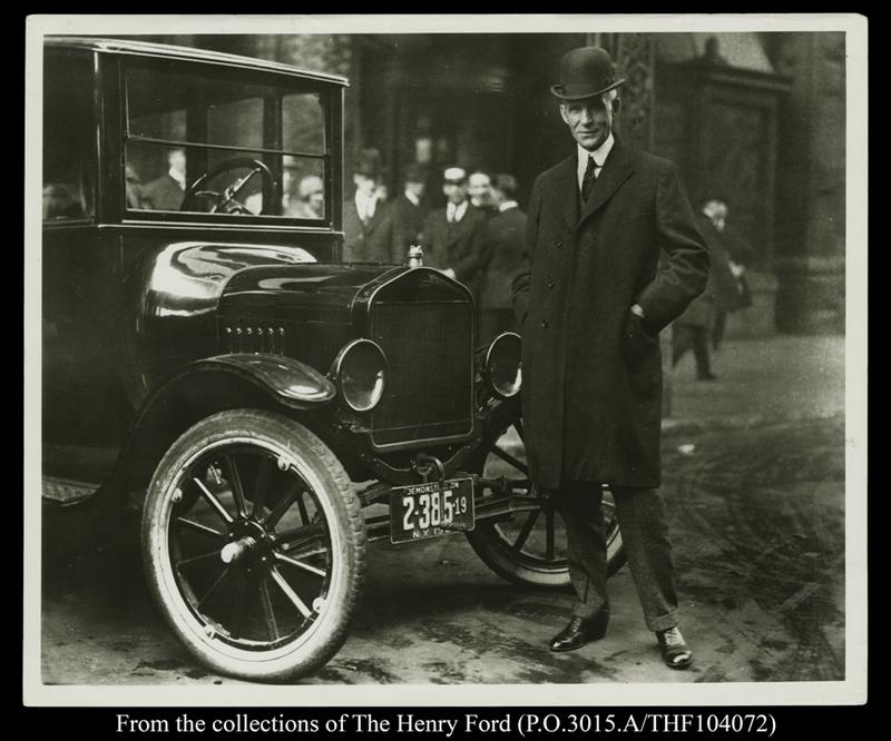 The Life Of Henry Ford The Leonard Lopate Show WNYC - Henry ford car show