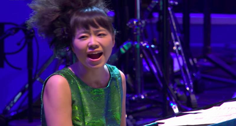 Hiromi Performs Gershwin's I've Got Rhythm