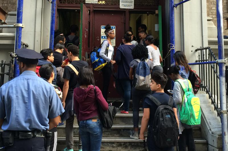 More Than 90,000 New York City Students Are Searched Before