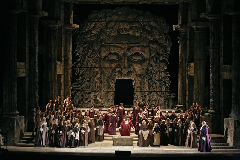 'Idomeneo' at the Met is one of the must-see performances in and around New York this winter.