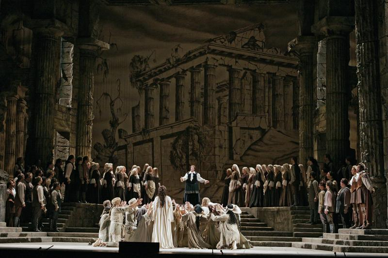 'Idomeneo' returns to the Met in March with a brilliant cast.