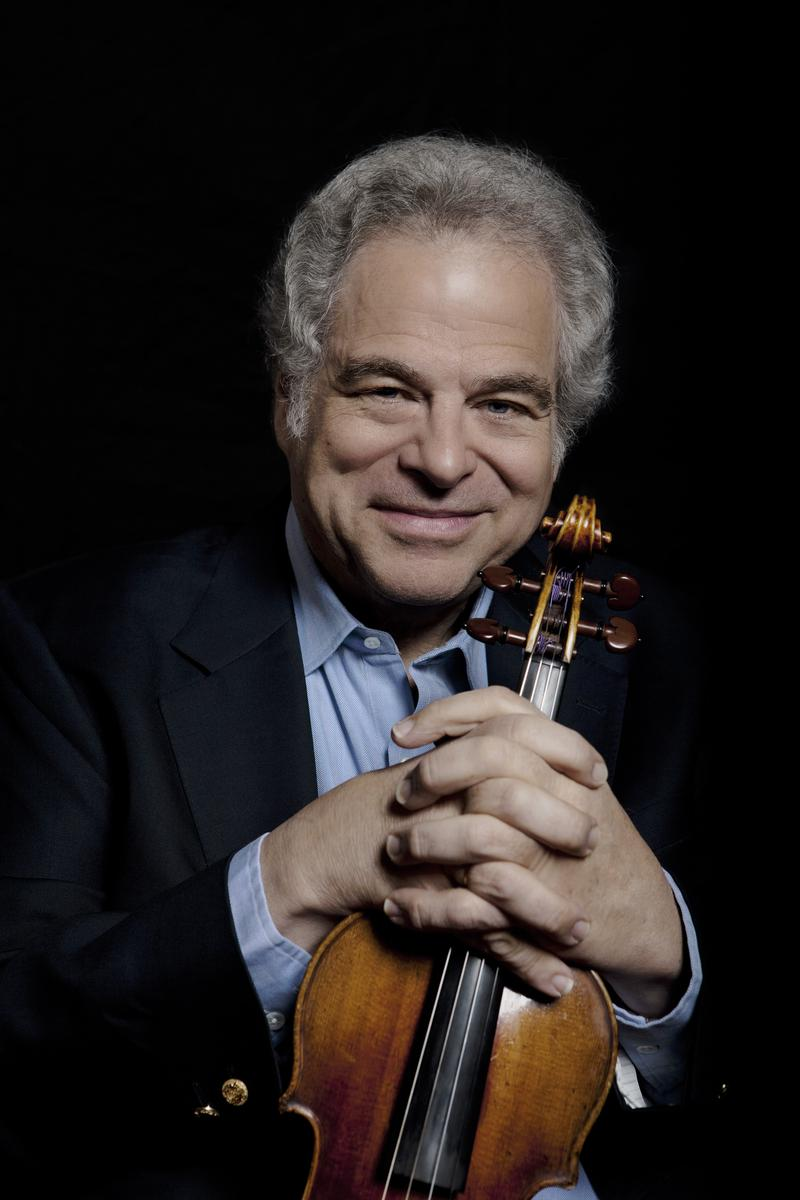 Musical Memories of the High Holidays with Itzhak Perlman