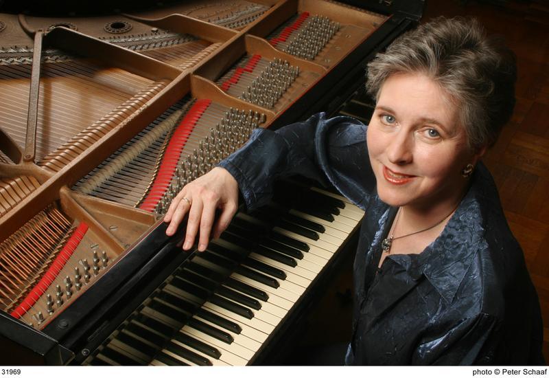 Pianist Janina Fialkowska.