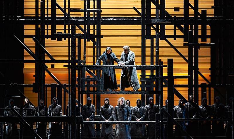 Mussorgsky's 'Khovanshchina' from the Vienna State Opera.