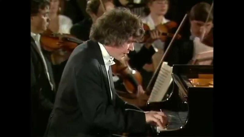 Zoltán Kocsis playing Mozart's Piano Concerto No 23 in A major, K 488