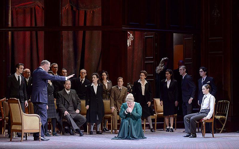 Mozart's 'La Clemenza di Tito' from the Champs-Elysées Theatre in Paris.