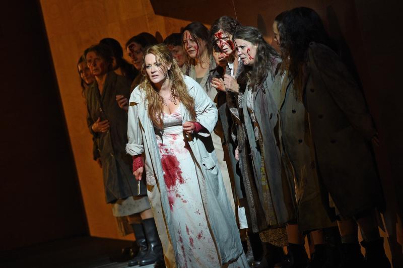 Berlioz's 'Les Troyens' from the Hamburg State Opera.