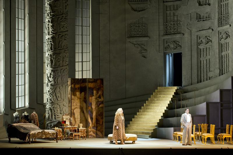 Puccini's 'Manon Lescau' from Germany's Baden-Baden Easter Festival.