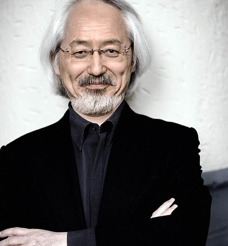 Masaaki Suzuki.