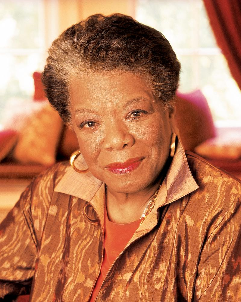 Maya Angelou: Her Two Moms | The Brian Lehrer Show | WNYC