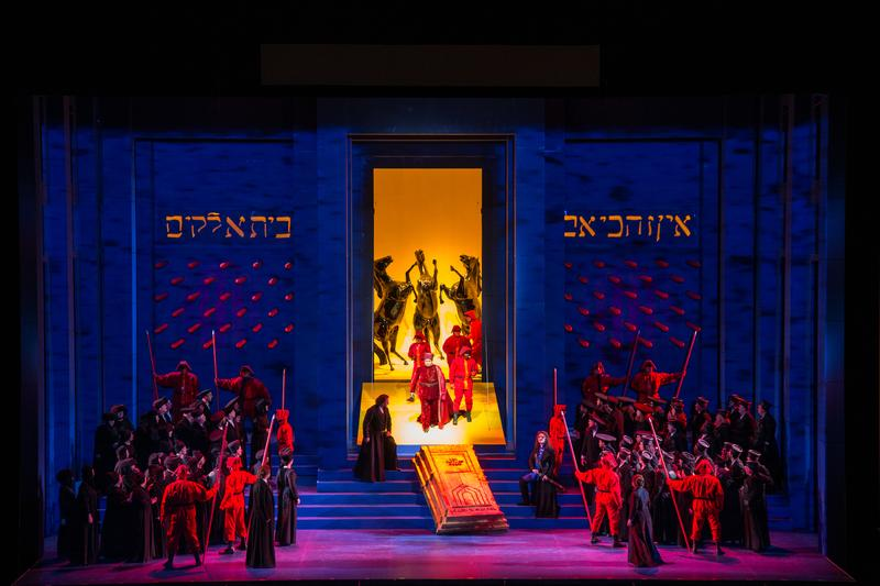'Nabucco' from the Lyric Opera of Chicago.