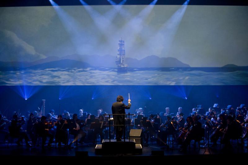 "Atsushi Yamada Conducts Rimsky-Korsakov's ""Scheherazade."""